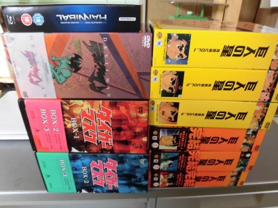 早島町にタイガーマスクDVDBOXやビートルズレコード赤盤など買取