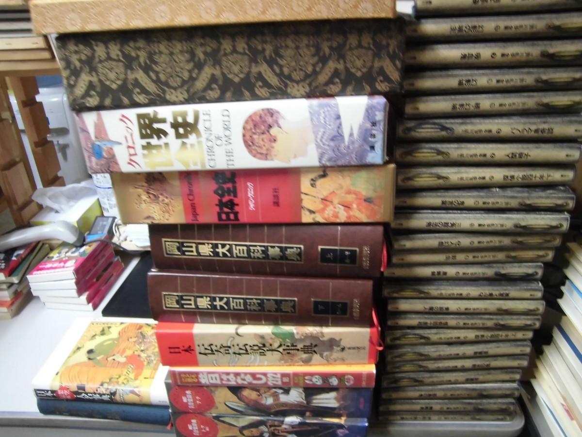 総社市で音楽本・児童書・江戸川乱歩全集など出張買取