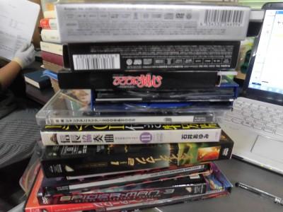 倉敷市でアニメCD出張買取