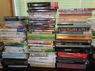 総社市で洋書・DVD・語学関係の本の出張買取